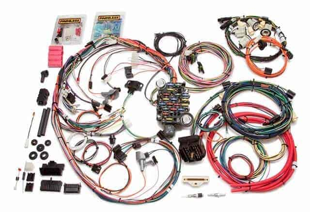 Remarkable Painless Wiring How To Choose The Right Line For Adjustment Wiring 101 Archstreekradiomeanderfmnl