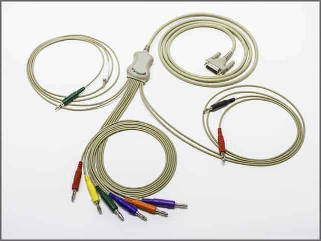medical cables for EKG machines