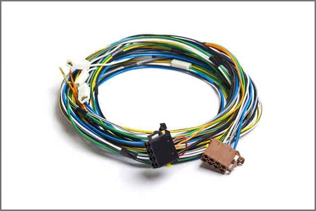 You can get custom wiring harnesses for your trailer