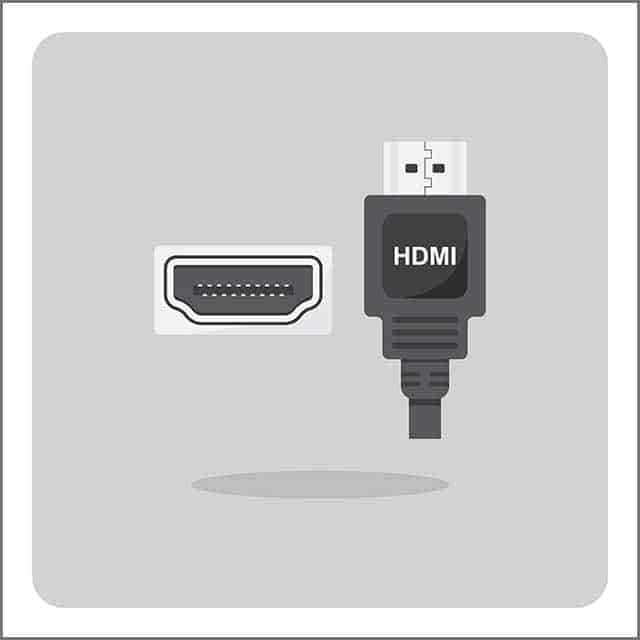HDMI connector
