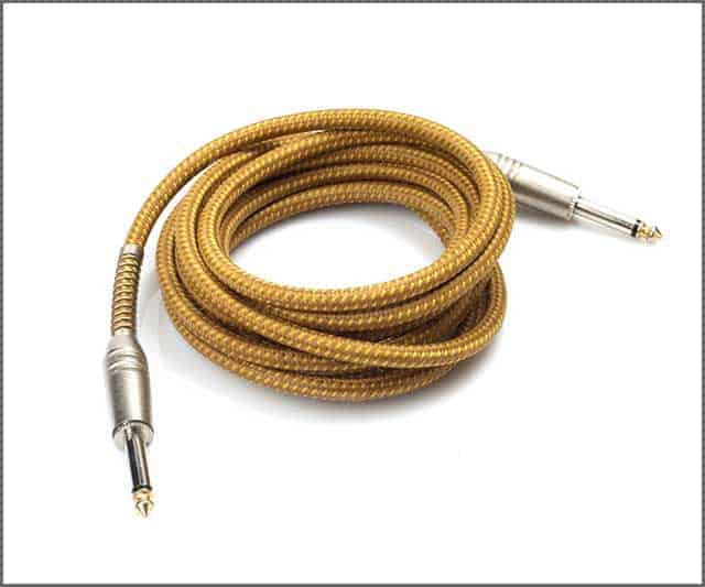 Instrument cable isolated