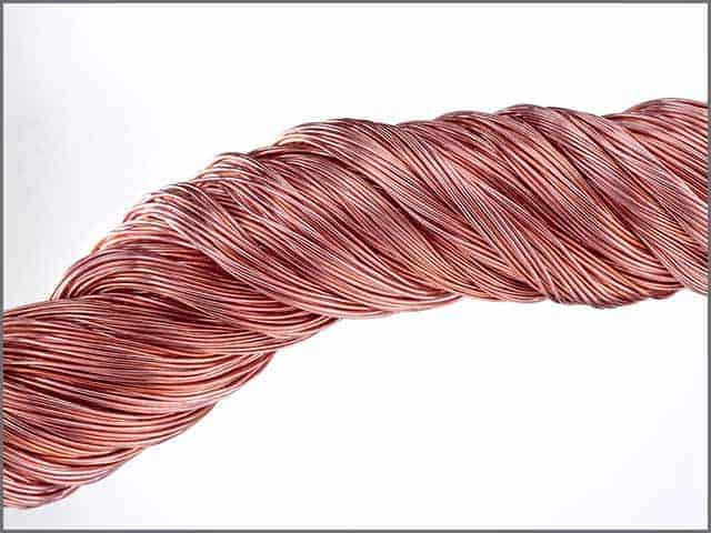 Thick Copper Cable