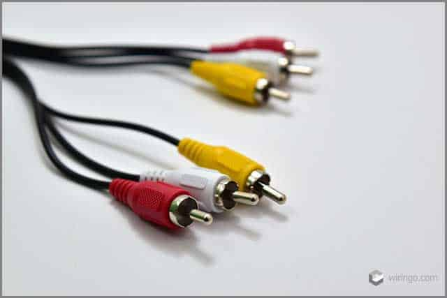 RCA Cable or plugs