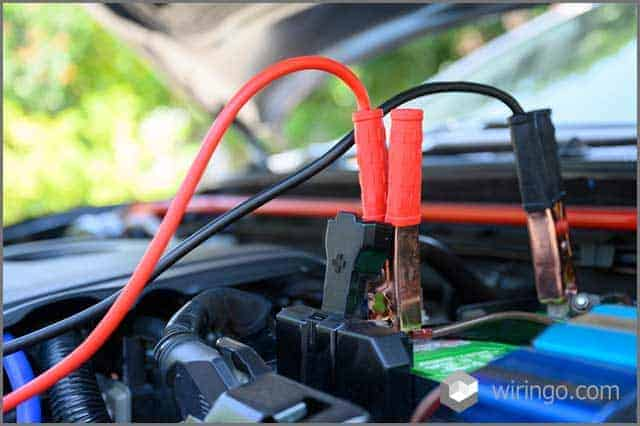 Durable battery cables for the cars