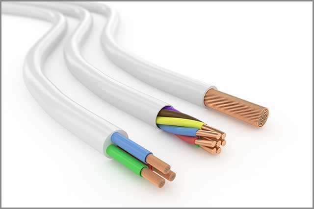 Design of electric cable