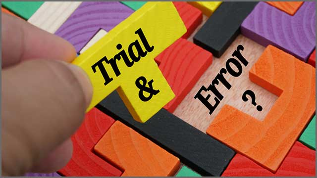 Avoid Trial and Error in Electronic Gadgets