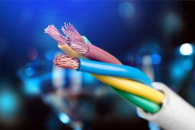 Wires used in electrical applications