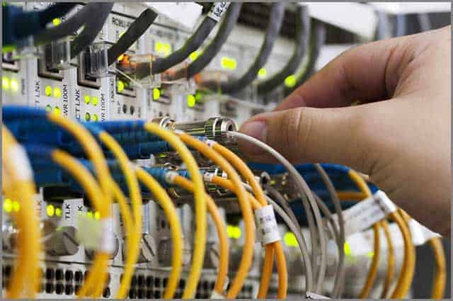 Choose the right network cable