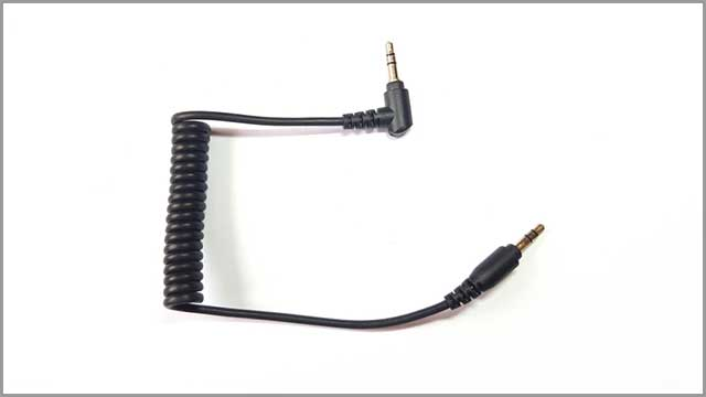 TRS to TRS cable