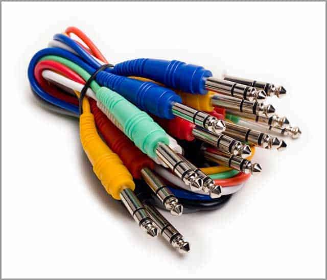 TRS patch Cables