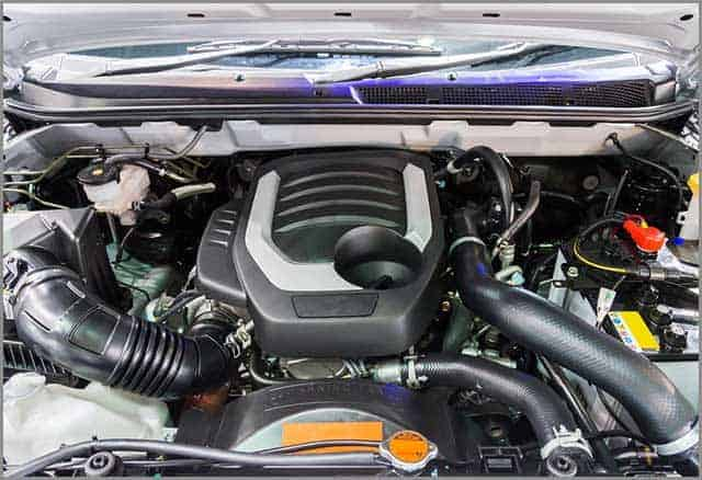 New Engine Technology From Pickup Car