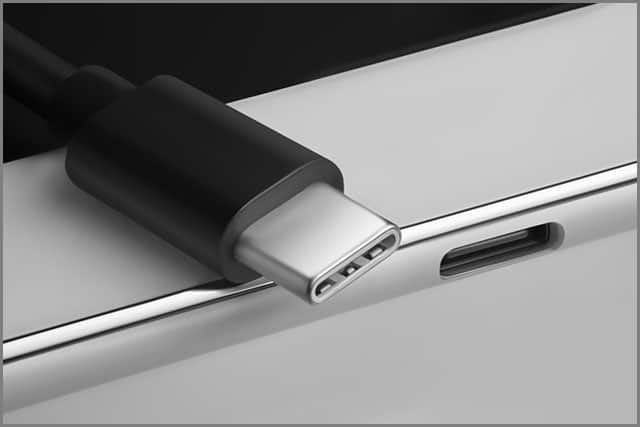 USB-C Cable Connector