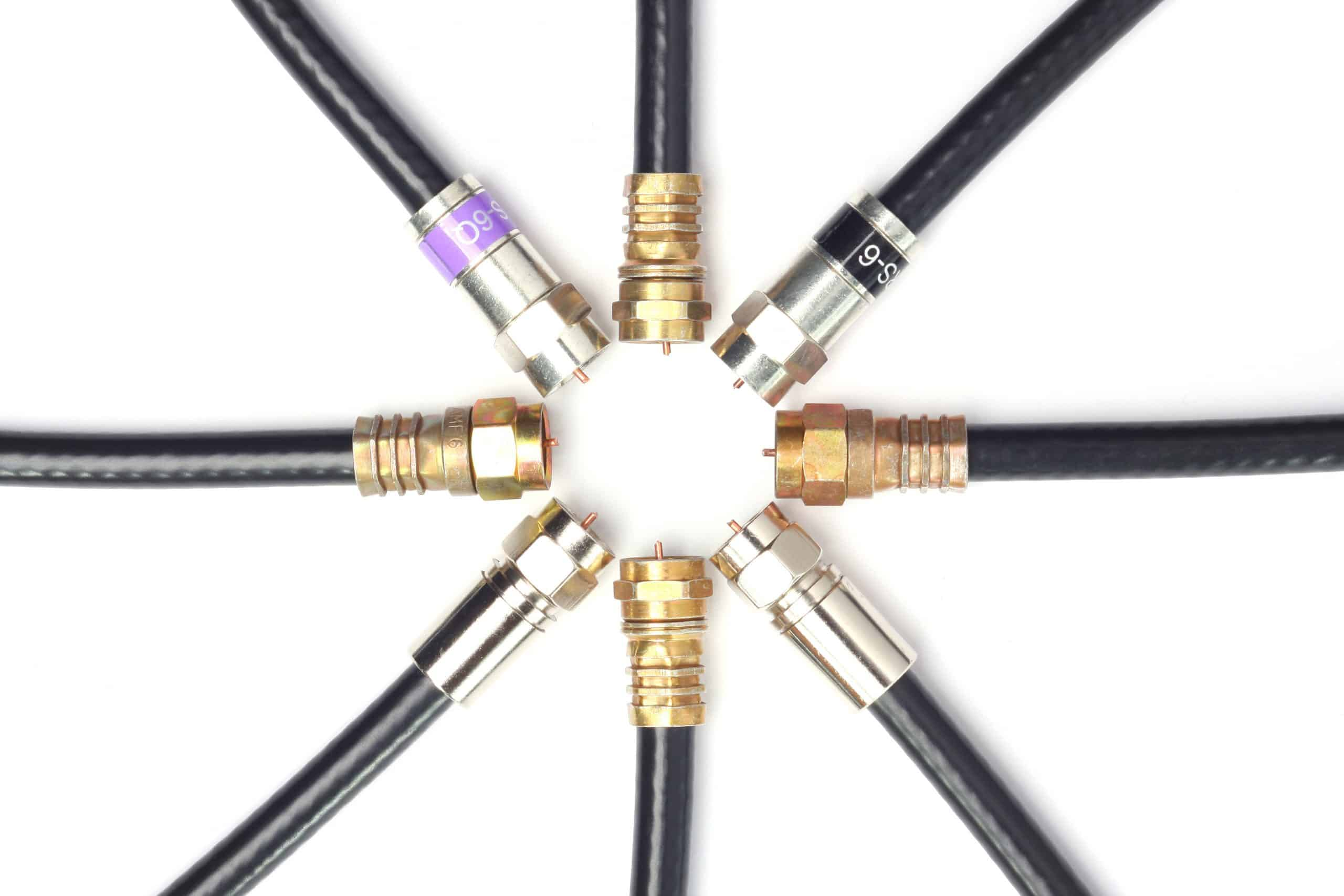 Cloom's 50GHz RF Cable Assembly
