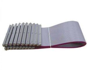20-way grey ribbon cable with wire