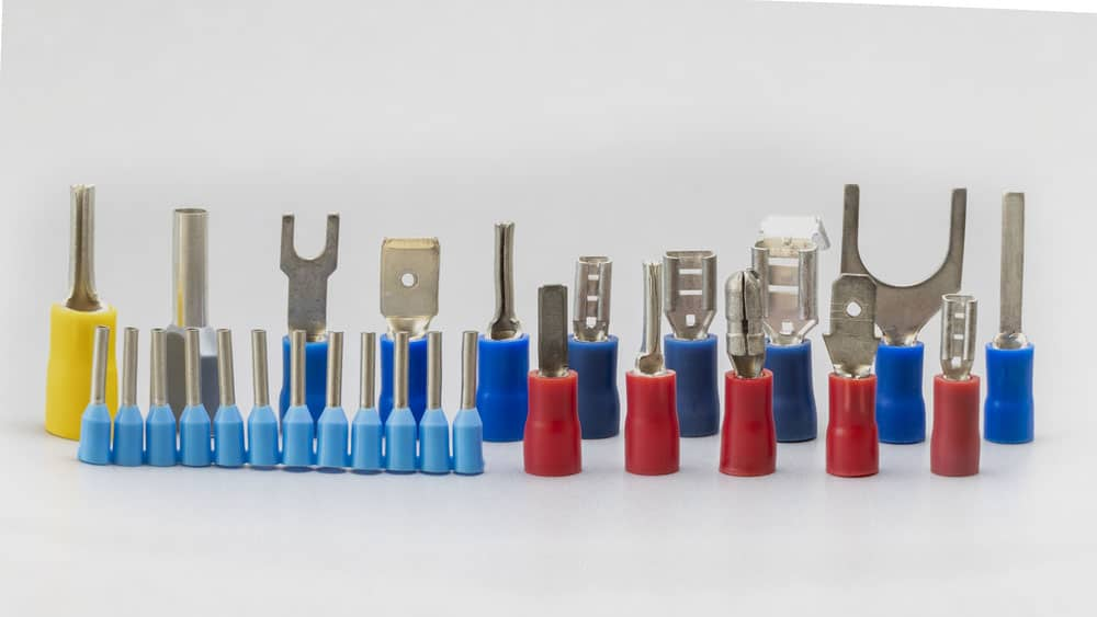 Cable crimping types