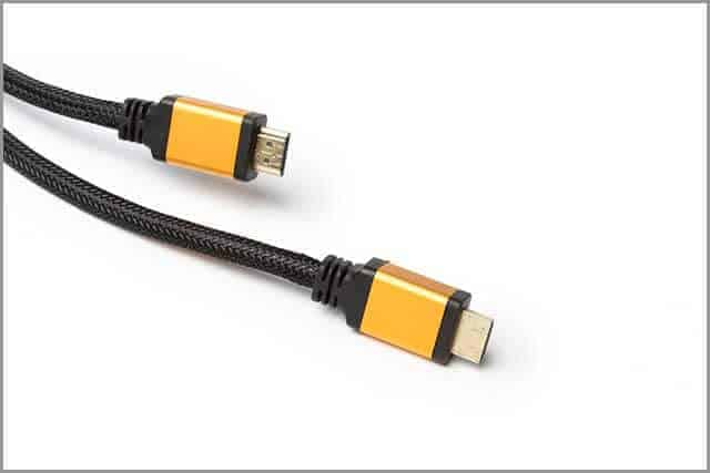cable assembly 1