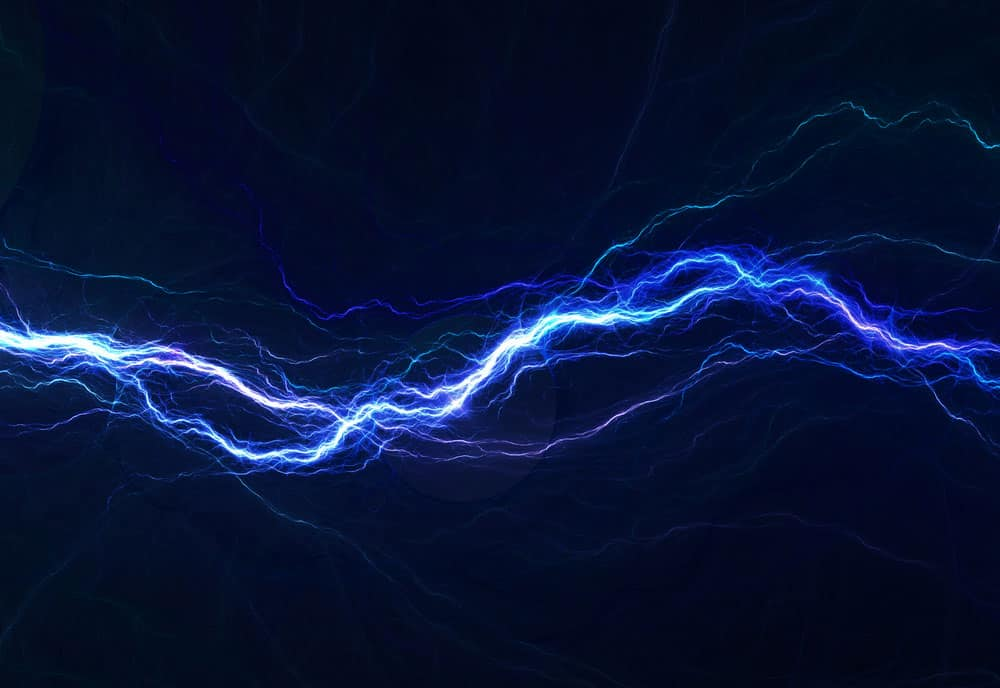 Electricity – abstract illustration